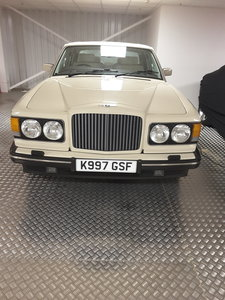 1993 Bentley brookland