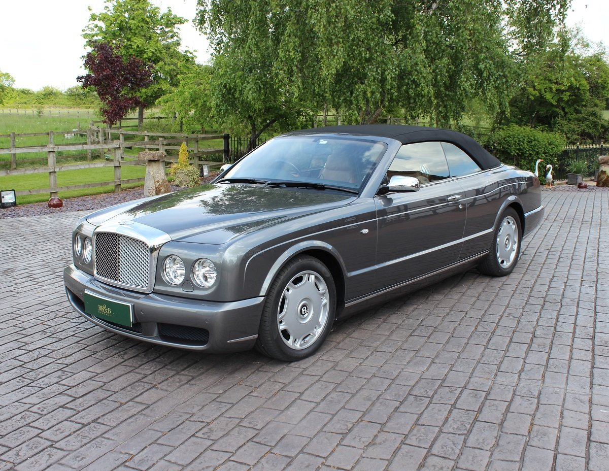 Bentley Azure 2006 MY first resisted 14/02/2007 For Sale (picture 1 of 6)