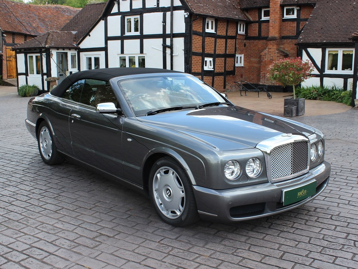 Bentley Azure 2006 MY first resisted 14/02/2007 For Sale (picture 3 of 6)