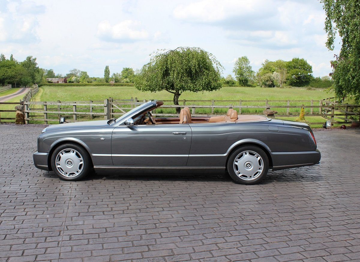 Bentley Azure 2006 MY first resisted 14/02/2007 For Sale (picture 4 of 6)