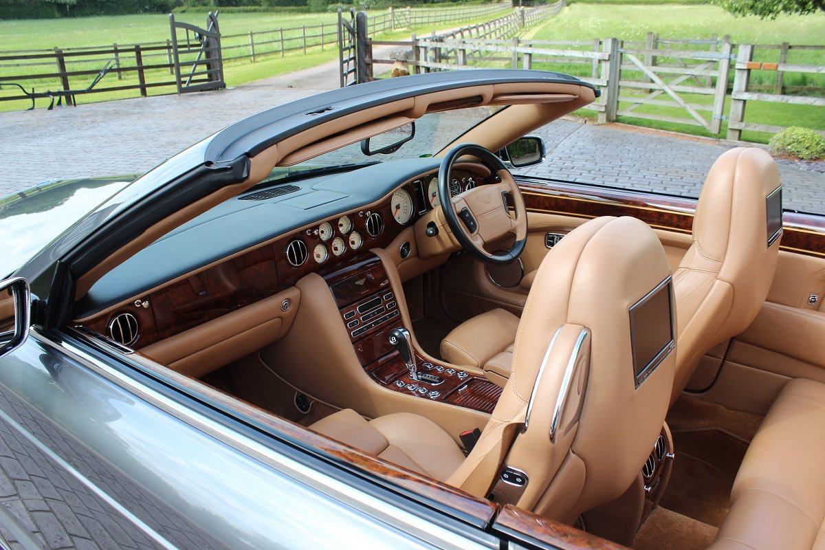 Bentley Azure 2006 MY first resisted 14/02/2007 For Sale (picture 5 of 6)