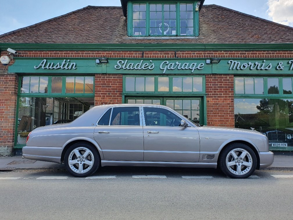 2005 Bentley Arnage T Saloon For Sale (picture 1 of 4)