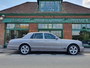 2005 Bentley Arnage T Saloon