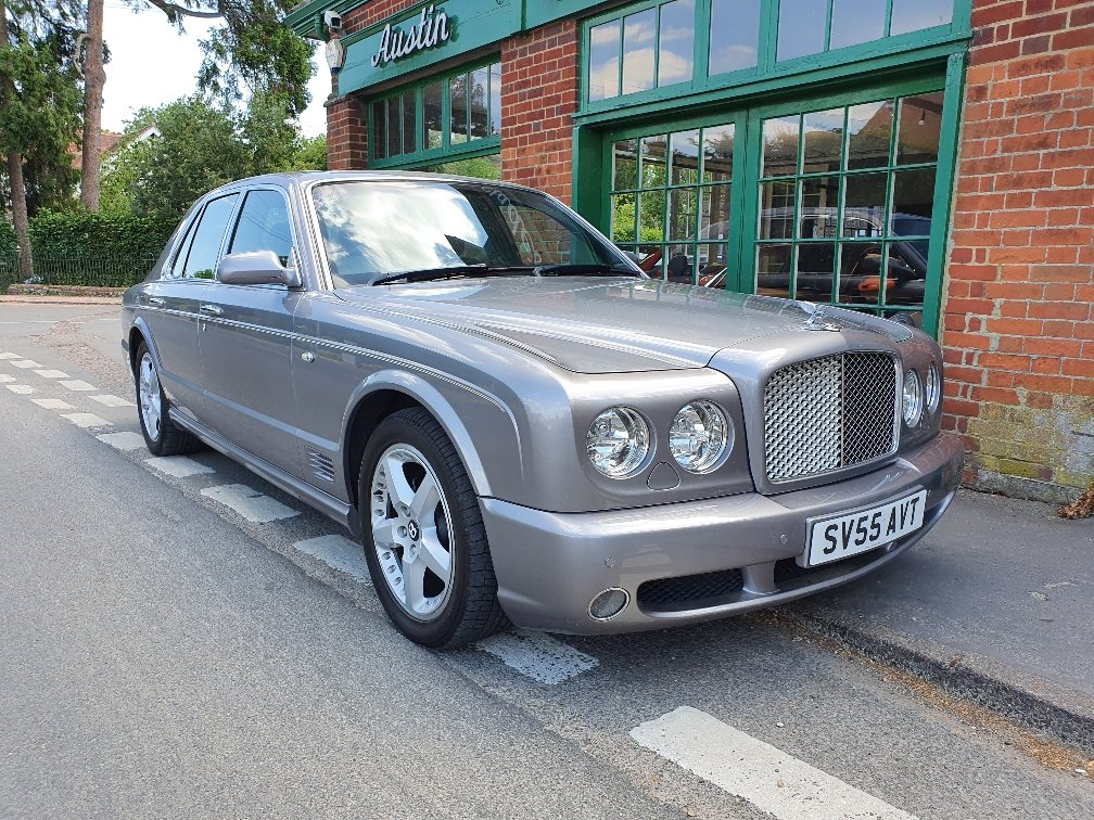 2005 Bentley Arnage T Saloon For Sale (picture 2 of 4)