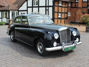 1958 Bentley S1 James Young