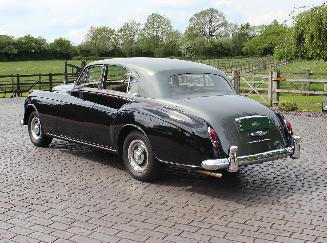 1958 Bentley S1 James Young For Sale (picture 2 of 6)