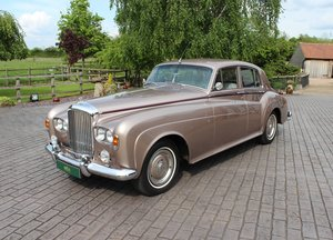 Picture of 1963 Bentley S3 For Sale