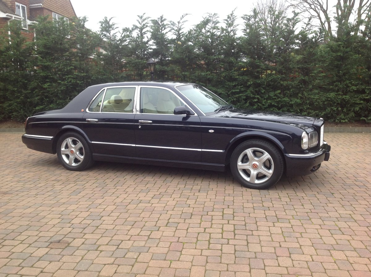 2000 Bentley Arnarge Red Label For Sale (picture 1 of 6)