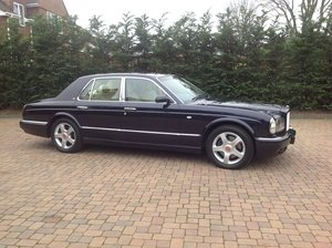 2000 Bentley Arnarge Red Label