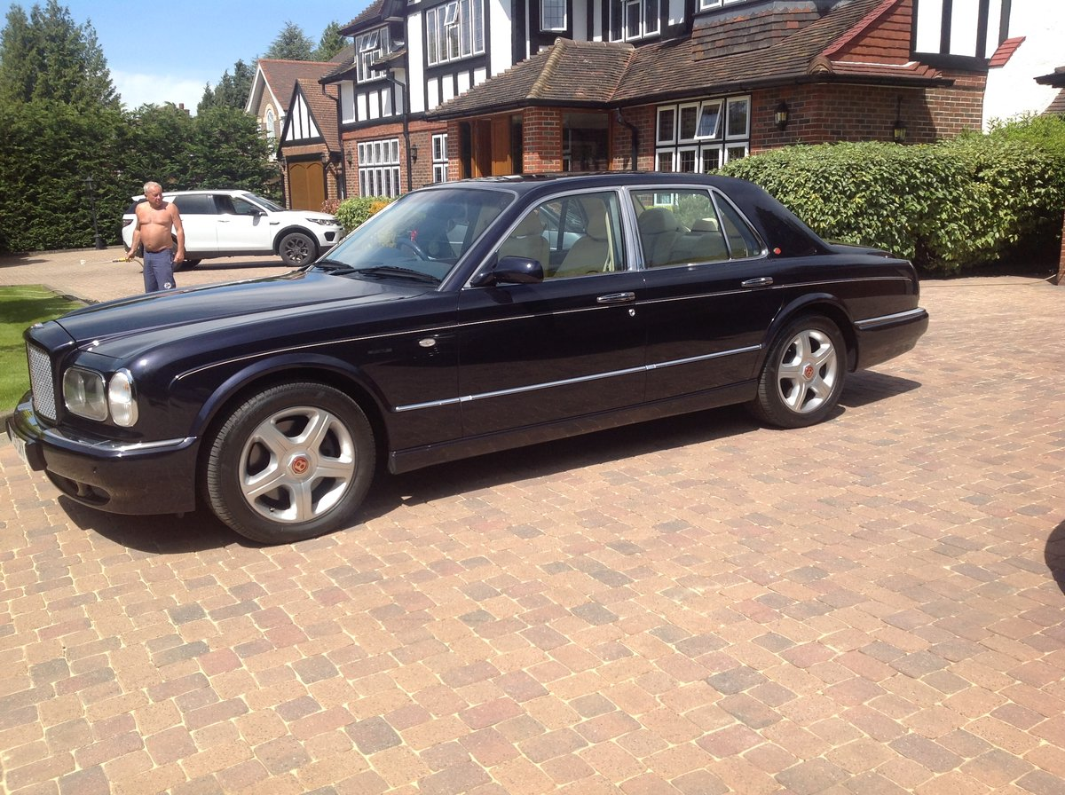 2000 Bentley Arnarge Red Label For Sale (picture 2 of 6)