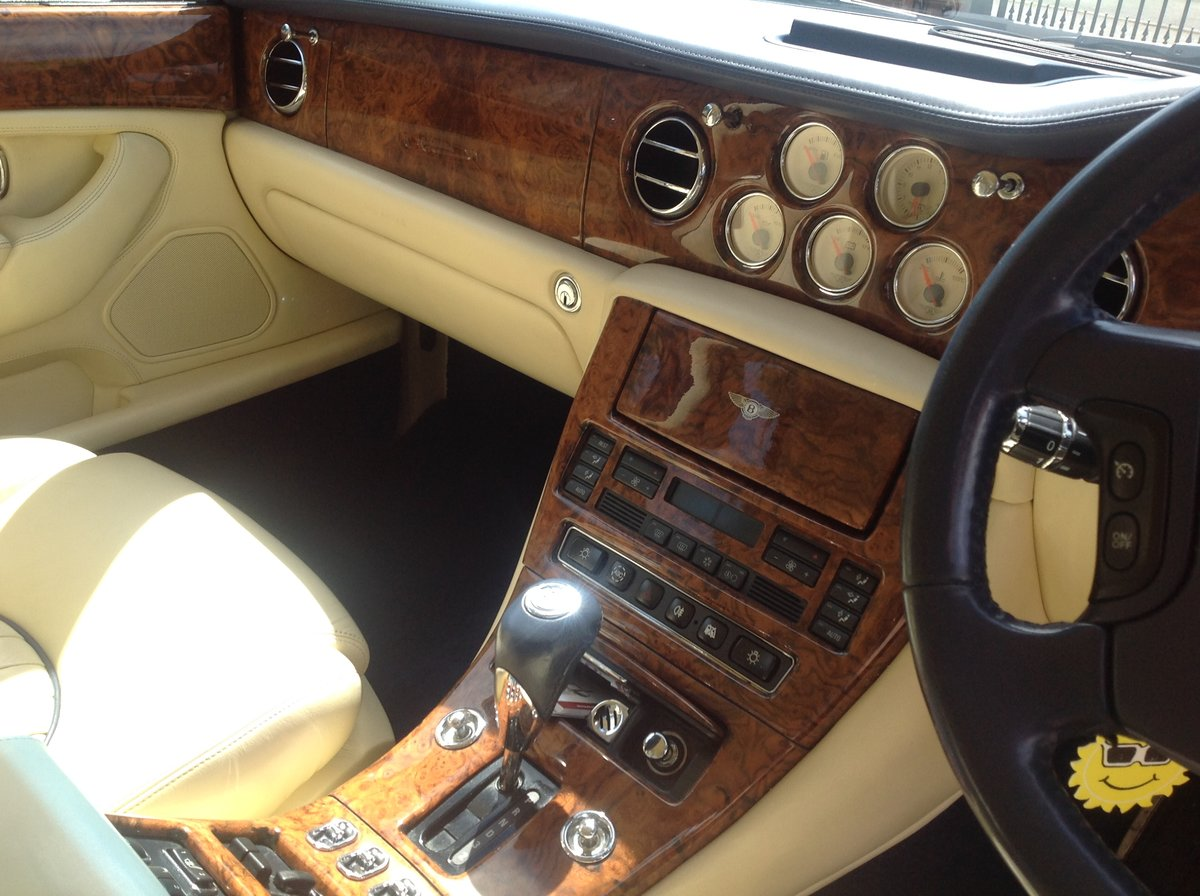 2000 Bentley Arnarge Red Label For Sale (picture 3 of 6)