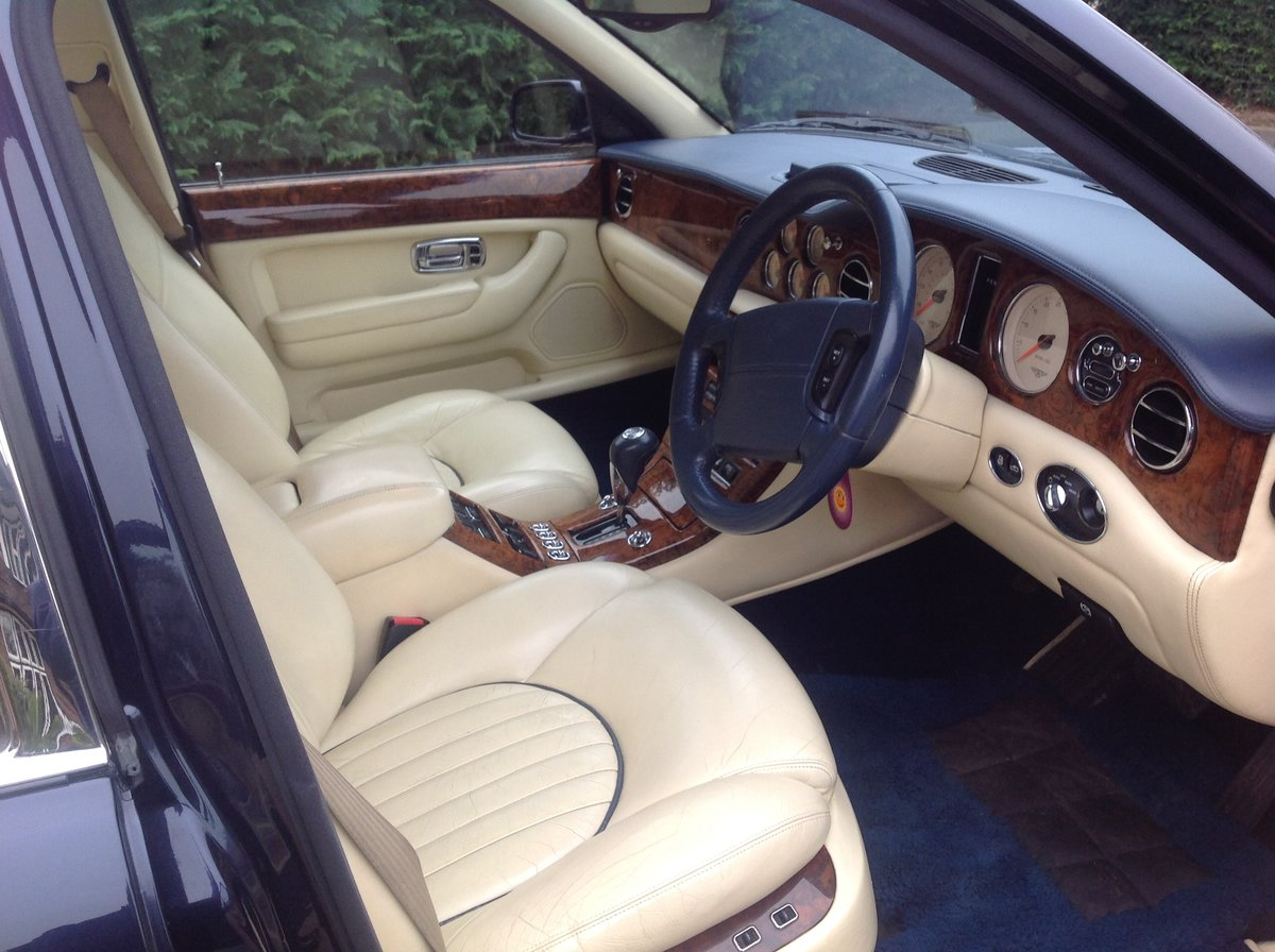 2000 Bentley Arnarge Red Label For Sale (picture 5 of 6)