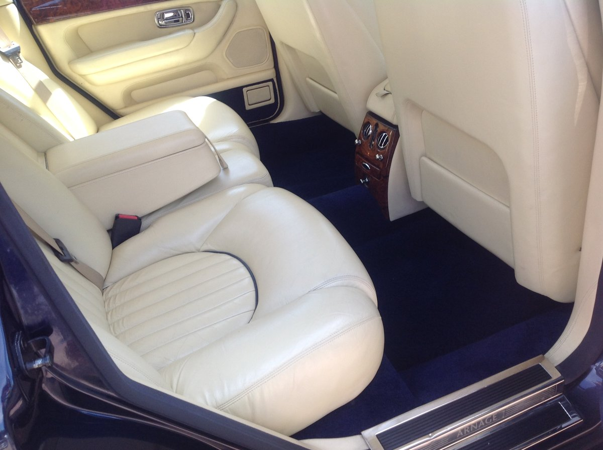 2000 Bentley Arnarge Red Label For Sale (picture 6 of 6)