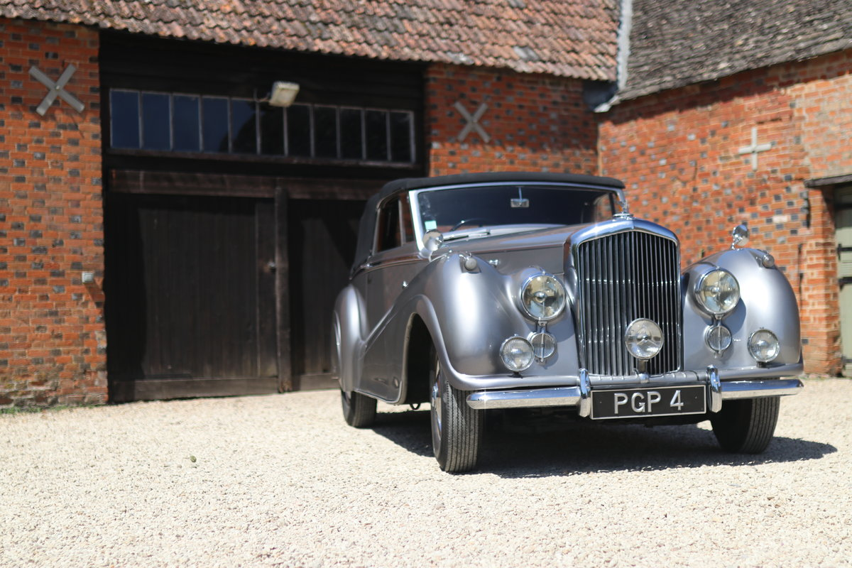 1954 Bentley R Type For Sale (picture 1 of 6)