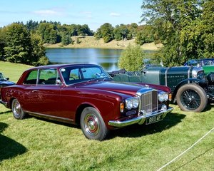 1968 Bentley T-Series MPW 2-door saloon For Sale