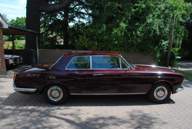 1968 Bentley T-Series MPW 2-door saloon For Sale (picture 2 of 6)