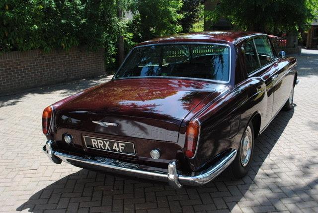 1968 Bentley T-Series MPW 2-door saloon For Sale (picture 3 of 6)