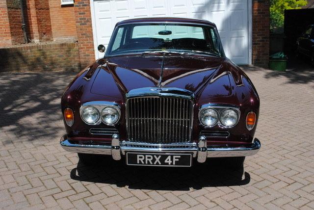 1968 Bentley T-Series MPW 2-door saloon For Sale (picture 4 of 6)