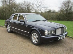 1998 Bentley Arnage Green Label at ACA 20th June  For Sale