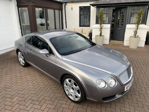 2007 Bentley Continental GT Mulliner 6.0 W12 Auto