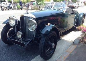 1936 Bentley 4.25 l derby