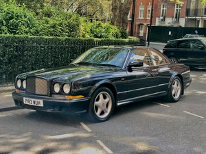 1997 Bentley Continental T 'widebody'