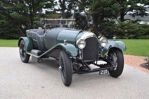 1925 BENTLEY 3-LITRE VANDEN PLAS STYLE TOURER For Sale by Auction