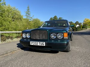 1997 Bentley Brooklands SOLD
