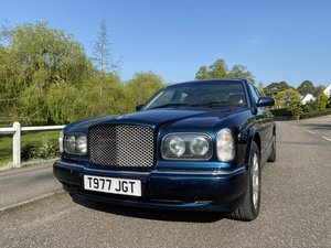 1999 Bentley Arnage Red Label SOLD