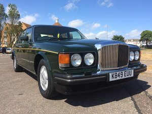 Picture of 1992 Bentley Mulsanne S  1 owner For Sale