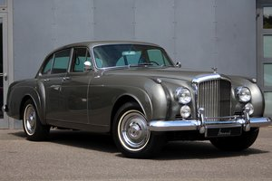 1961 Bentley S2 Continental Flying Spur LHD