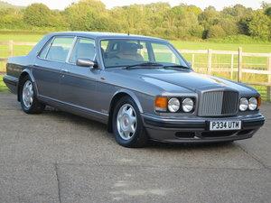 1997 Bentley Turbo RL SOLD