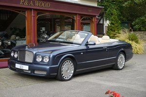 Bentley Azure. July 2007