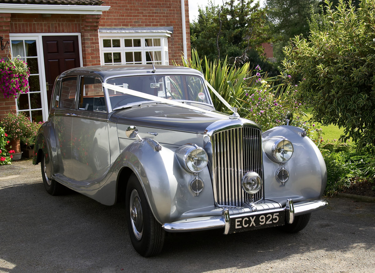 1949 Bentley Mulliner For Hire (picture 5 of 5)