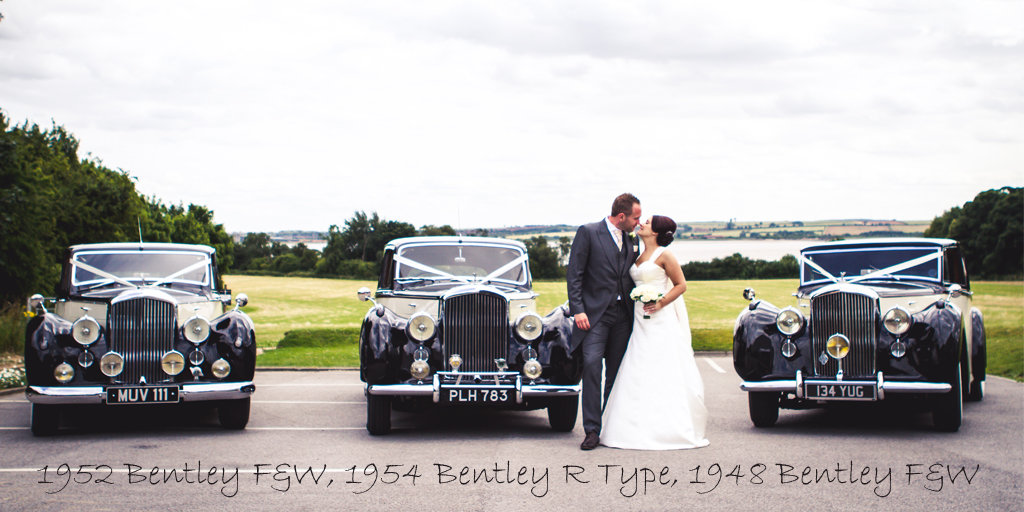 1954 Bentley R Type For Hire (picture 1 of 1)