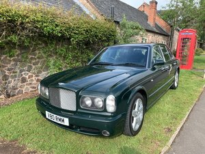 Beautiful Arnage T only 48000 Miles