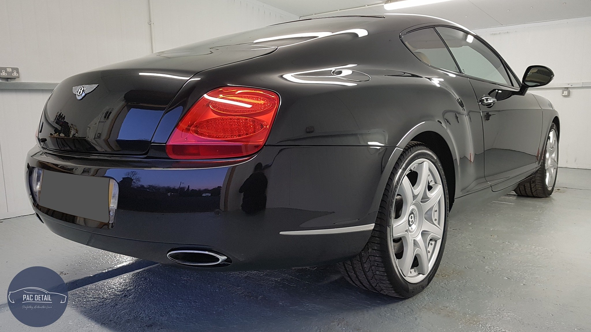 2008 Bentley continental GT Rare revere London edition. For Sale (picture 2 of 6)