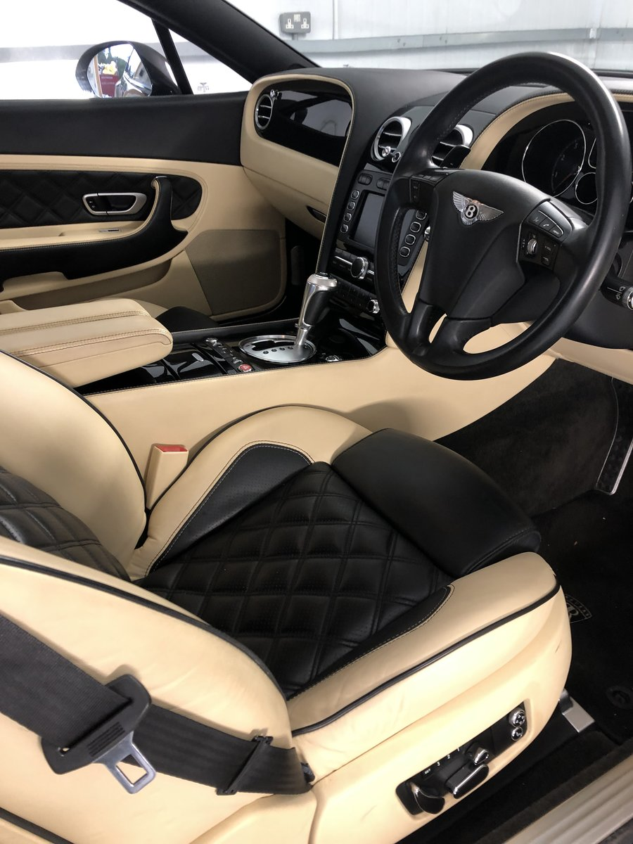 2008 Bentley continental GT Rare revere London edition. For Sale (picture 5 of 6)