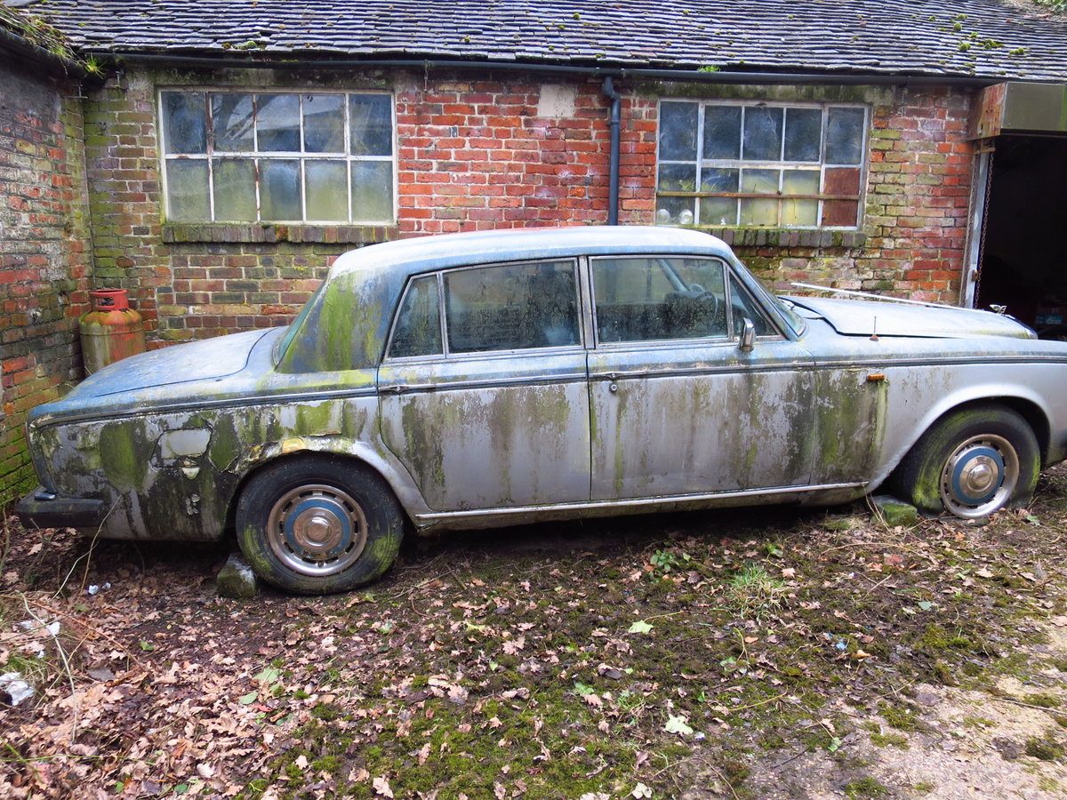 1979 Bentley T2 saloon complete For Sale (picture 1 of 6)