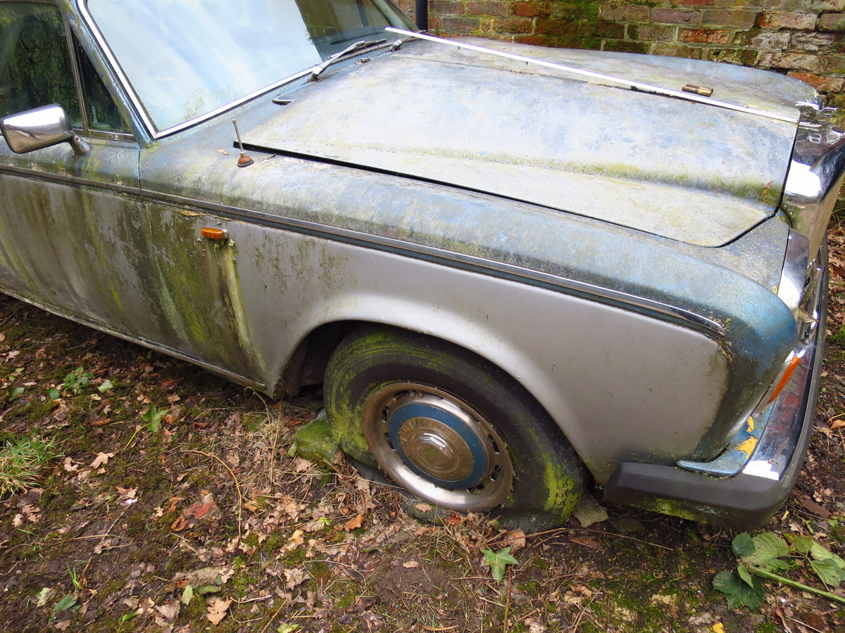 1979 Bentley T2 saloon complete For Sale (picture 4 of 6)