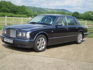 2001 Bentley Arnage Red Label SOLD