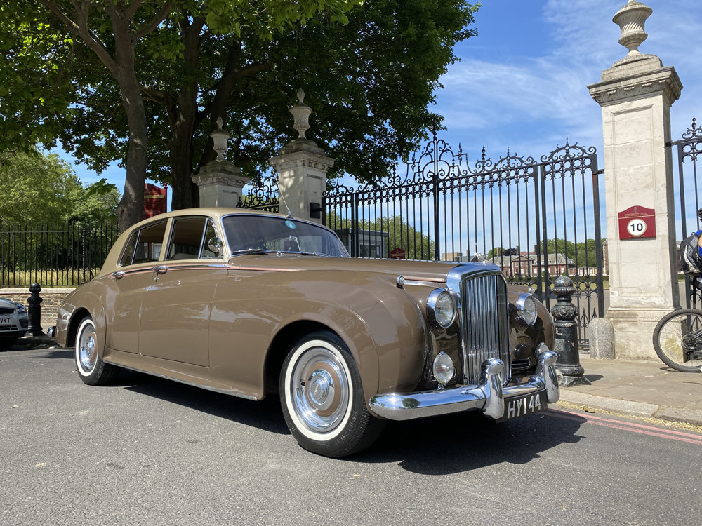1958 Bentey S1 Saloon - amazing original condition For Sale (picture 1 of 24)
