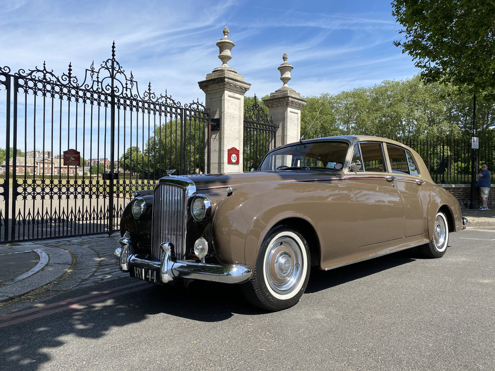 1958 Bentey S1 Saloon - amazing original condition For Sale (picture 2 of 24)