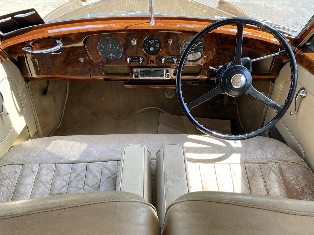 1958 Bentey S1 Saloon - amazing original condition For Sale (picture 3 of 24)