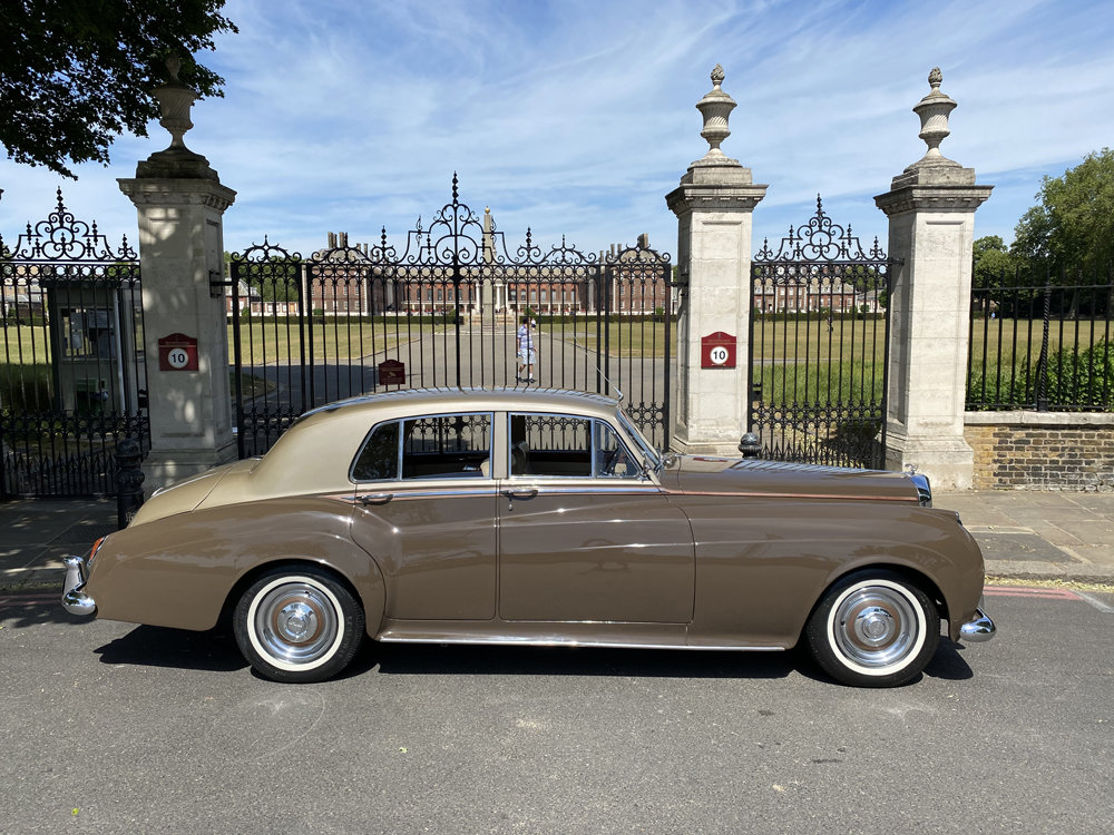1958 Bentey S1 Saloon - amazing original condition For Sale (picture 4 of 24)