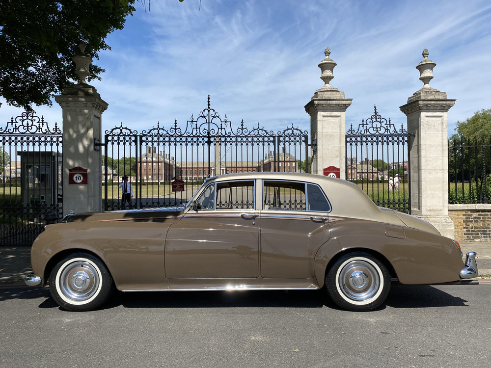 1958 Bentey S1 Saloon - amazing original condition For Sale (picture 5 of 24)