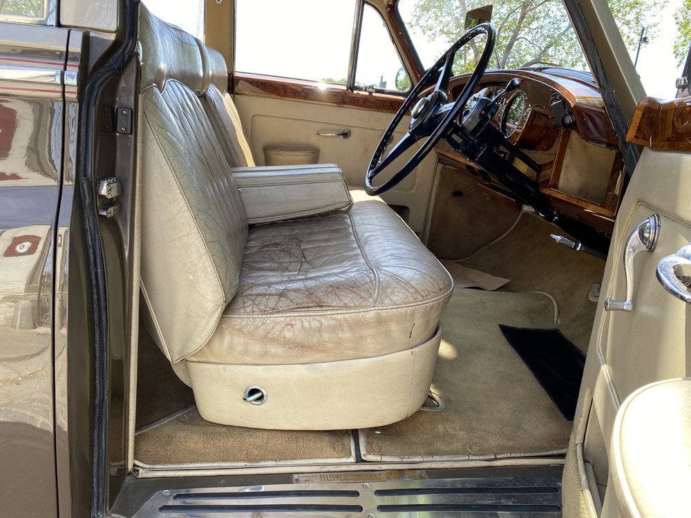 1958 Bentey S1 Saloon - amazing original condition For Sale (picture 7 of 24)