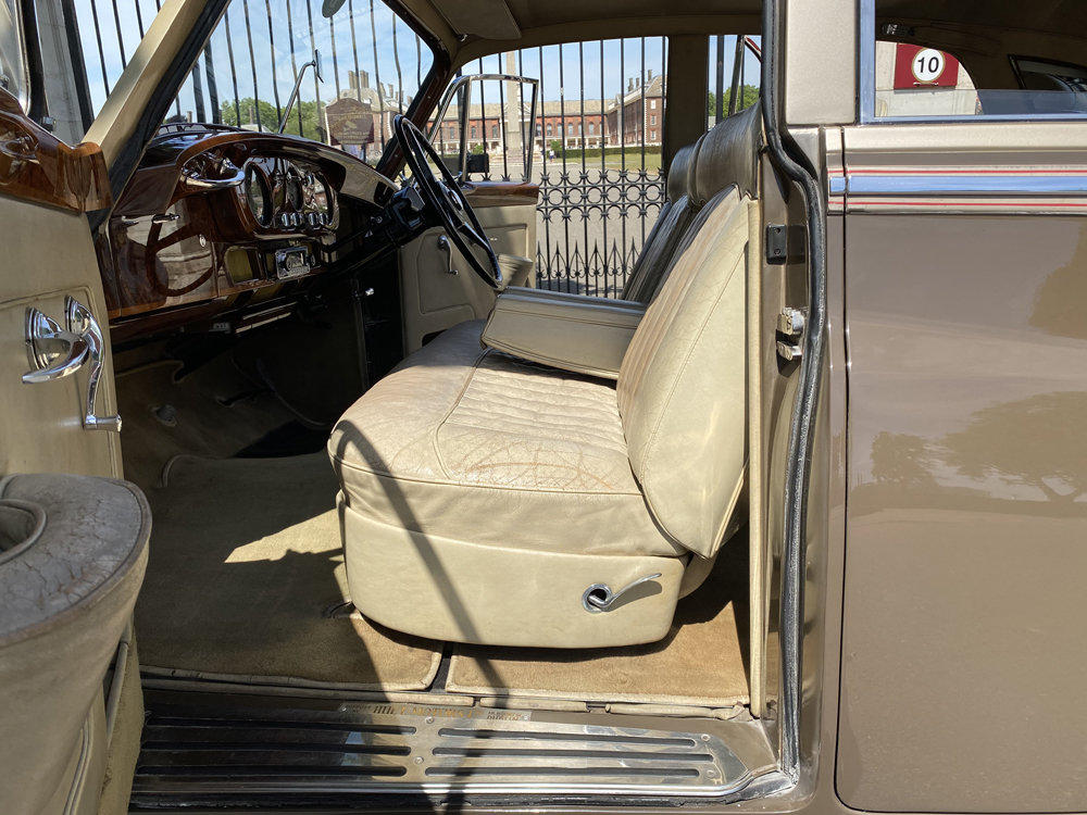 1958 Bentey S1 Saloon - amazing original condition For Sale (picture 8 of 24)