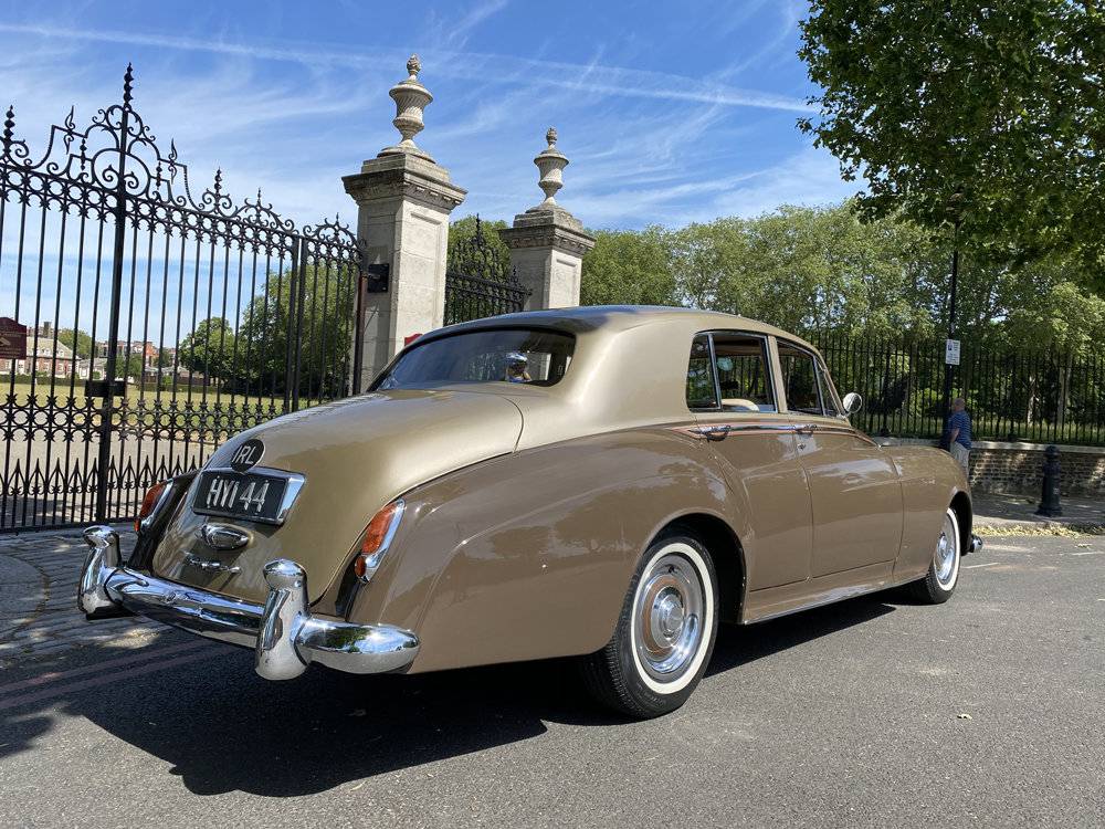 1958 Bentey S1 Saloon - amazing original condition For Sale (picture 9 of 24)