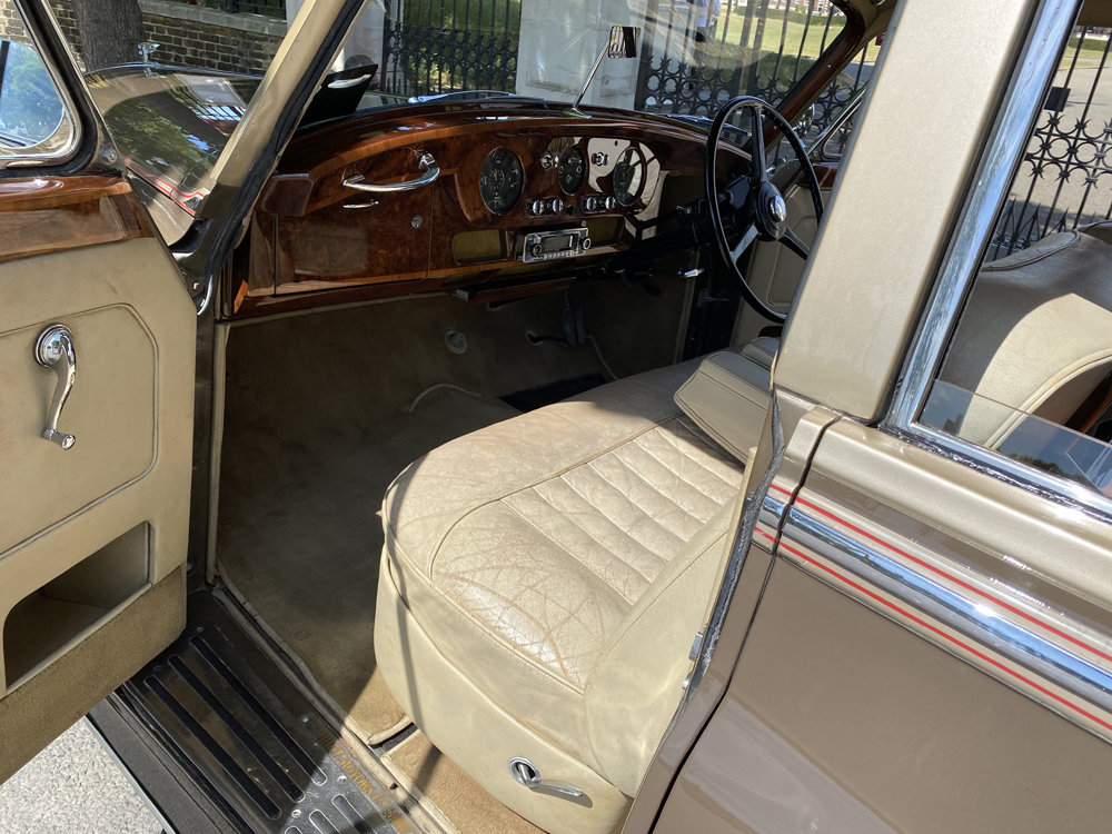 1958 Bentey S1 Saloon - amazing original condition For Sale (picture 10 of 24)